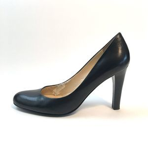 Ralph Lauren Black Zamora Pumps Size 6M